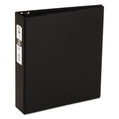 Economy Non-View Binder With Round Rings, 11 X 8 1/2, 2