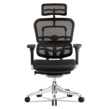 Load image into Gallery viewer, Ergohuman Elite High-Back Chair, Black Seat/black Back