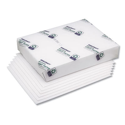 7530013649488 SKILCRAFT BOND PAPER, 92 BRIGHT, 20LB, 8.5 X 11, WHITE, 500 SHEETS/REAM, 10 REAMS/CARTON