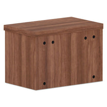 Load image into Gallery viewer, ALERA VALENCIA SERIES UNDER-COUNTER FILE ORGANIZER, 15 3/4 X 10 X 11, MOD WALNUT