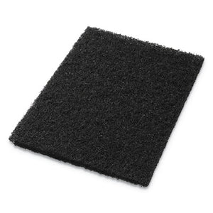 "STRIPPING PADS, 14"" X 28"", BLACK, 5/CARTON"