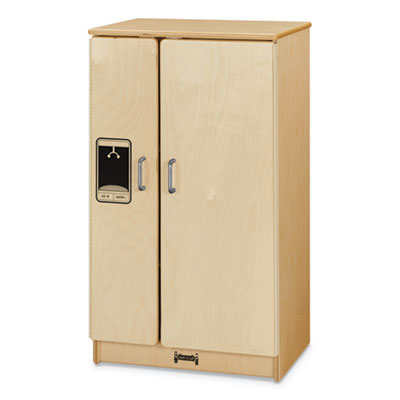 CULINARY CREATIONS BIRCH KITCHEN, REFRIGERATOR, 20W X 15D X 35H, BIRCH