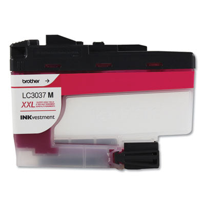LC3037M INKVESTMENT SUPER HIGH-YIELD INK, 1500 PAGE-YIELD, MAGENTA