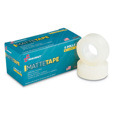 7510015806226 SKILCRAFT OFFICE TAPE MATTE FINISH, 1