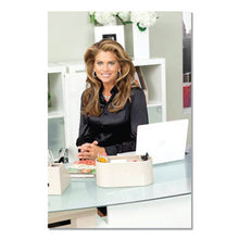Load image into Gallery viewer, KATHY IRELAND BY ALERA MANITOU SERIES HIGH-BACK LEATHER OFFICE CHAIR, NAVY SEAT