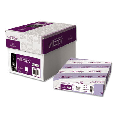 CUSTOM CUT-SHEET COPY PAPER, 92 BRIGHT, 20LB, 8-1/2X11, PERF 5 1/2