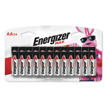 Load image into Gallery viewer, Max Alkaline Batteries, Aa, 24 Batteries/pack