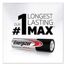 Load image into Gallery viewer, Max Alkaline Batteries, Aa, 2 Batteries/pack
