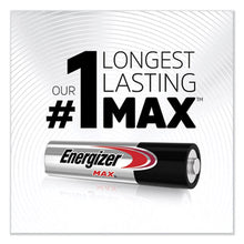 Load image into Gallery viewer, Max Alkaline Batteries, Aaa, 4 Batteries/pack