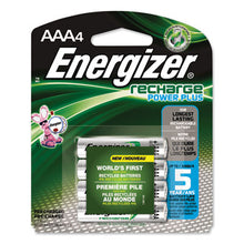 Load image into Gallery viewer, Nimh Rechargeable Batteries, Aaa, 4 Batteries/pack