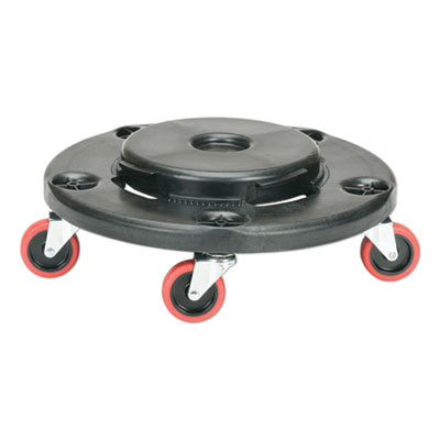 7240016811787 SKILCRAFT TRASH CAN DOLLY, 350 LB CAPACITY, 17.75