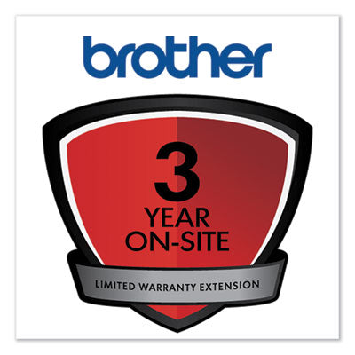 ONSITE 3-YEAR NEXT DAY ON-SITE WARRANTY FOR SELECT MFC SERIES