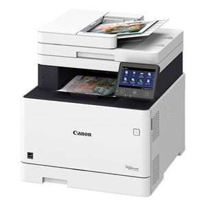 COLOR IMAGECLASS MF741CDW MULTIFUNCTION LASER PRINTER, COPY/PRINT/SCAN