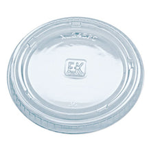 Load image into Gallery viewer, Portion Cup Lids, Fits 3.25-5.5oz Cups, Clear, 2500/carton