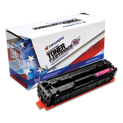 7510016821305 REMANUFACTURED CF403A (201A) TONER, 1,400 PAGE-YIELD, MAGENTA