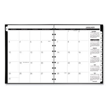 Load image into Gallery viewer, MOVE-A-PAGE WEEKLY/MONTHLY APPOINTMENT BOOK, 8 3/4 X 11, WHITE, 2019