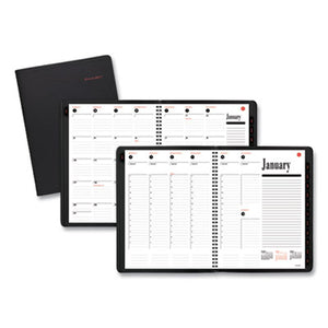 800 RANGE WEEKLY/MONTHLY APPOINTMENT BOOK, 8 1/4 X 11, WHITE, 2019