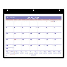 Load image into Gallery viewer, MONTHLY DESK/WALL CALENDAR, 11 X 8 1/4, WHITE, 2019