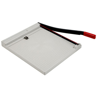 7520006344675 SKILCRAFT PAPER TRIMMER, 10 SHEETS, STEEL BASE, 15
