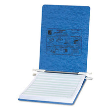 "Load image into Gallery viewer, Presstex Covers W/storage Hooks, 6"" Cap, 8 1/2 X 11, Light Blue"