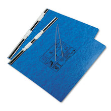 "Load image into Gallery viewer, Presstex Covers W/storage Hooks, 6"" Cap, 14 7/8 X 11, Light Blue"
