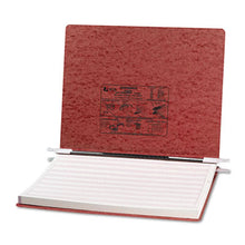 "Load image into Gallery viewer, Presstex Covers W/storage Hooks, 6"" Cap, 14 7/8 X 11, Red"