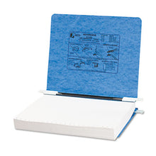 "Load image into Gallery viewer, Presstex Covers W/storage Hooks, 6"" Cap, 11 X 8 1/2, Light Blue"
