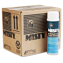 Load image into Gallery viewer, Disinfectant Foam Cleaner, Fresh Scent, 19oz Aerosol, 12/carton