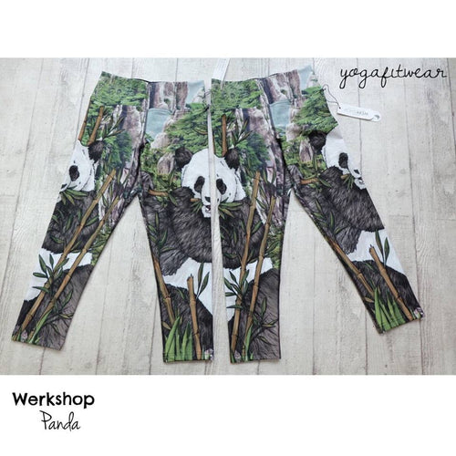 Werkshop Capri Length - Panda (WS00073)