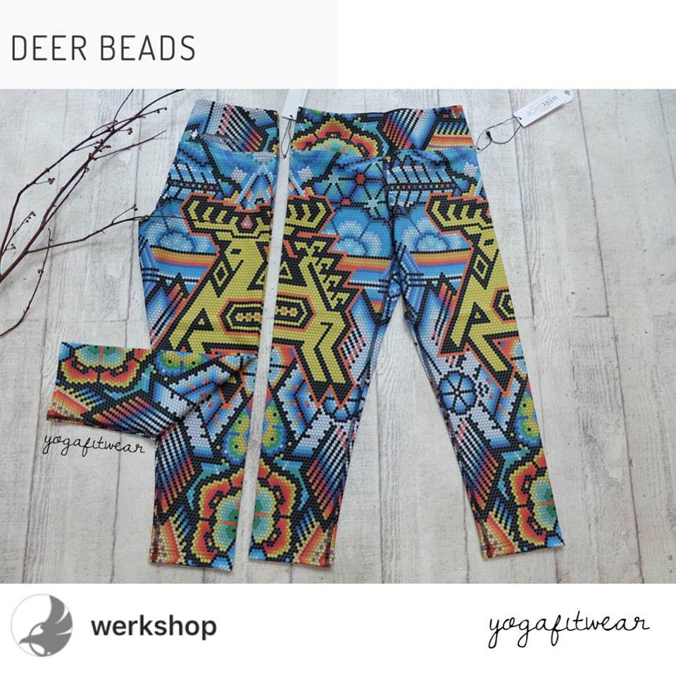 Werkshop Capri Length - Deer Beads (WS00118)