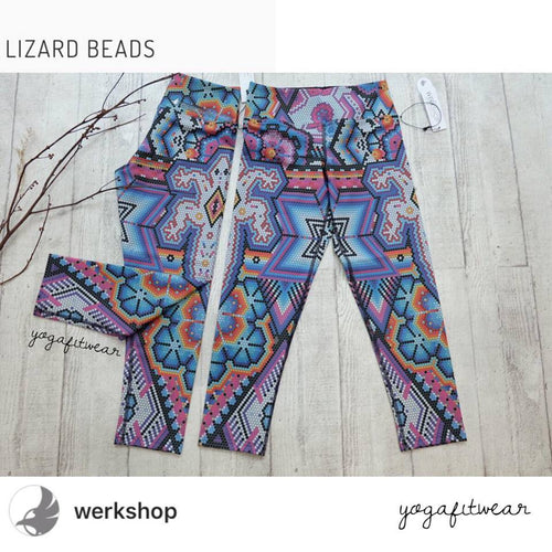 Werkshop Capri Length - Lizard (WS00119)