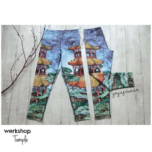 Werkshop Capri Length - Temple (WS00079)