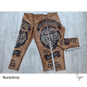 Werkshop Capri Length - Tiger (WS00014P)