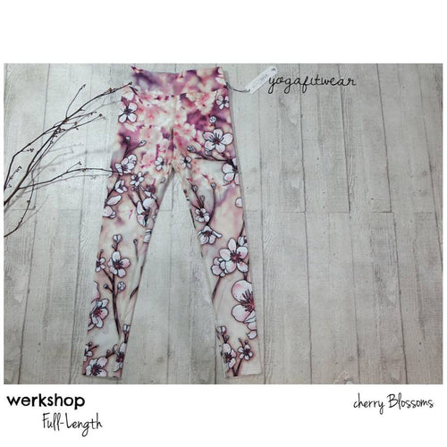 Werkshop Full Length - Cherry Blossoms (WS00076)