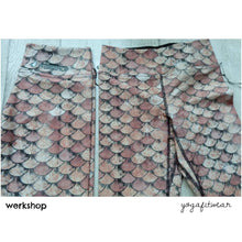 Werkshop Full Length - Gold Scales (WS00054)
