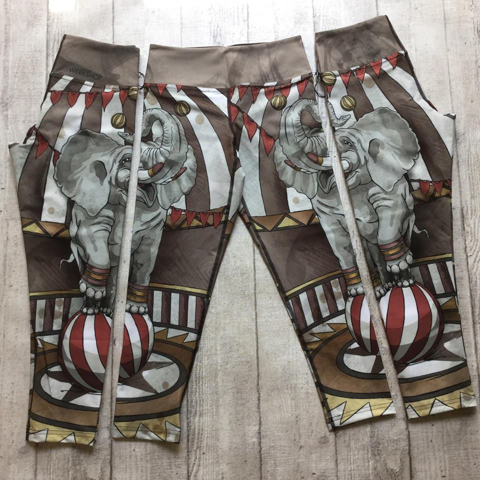 Werkshop Capri Length - Elephant (WS00015)