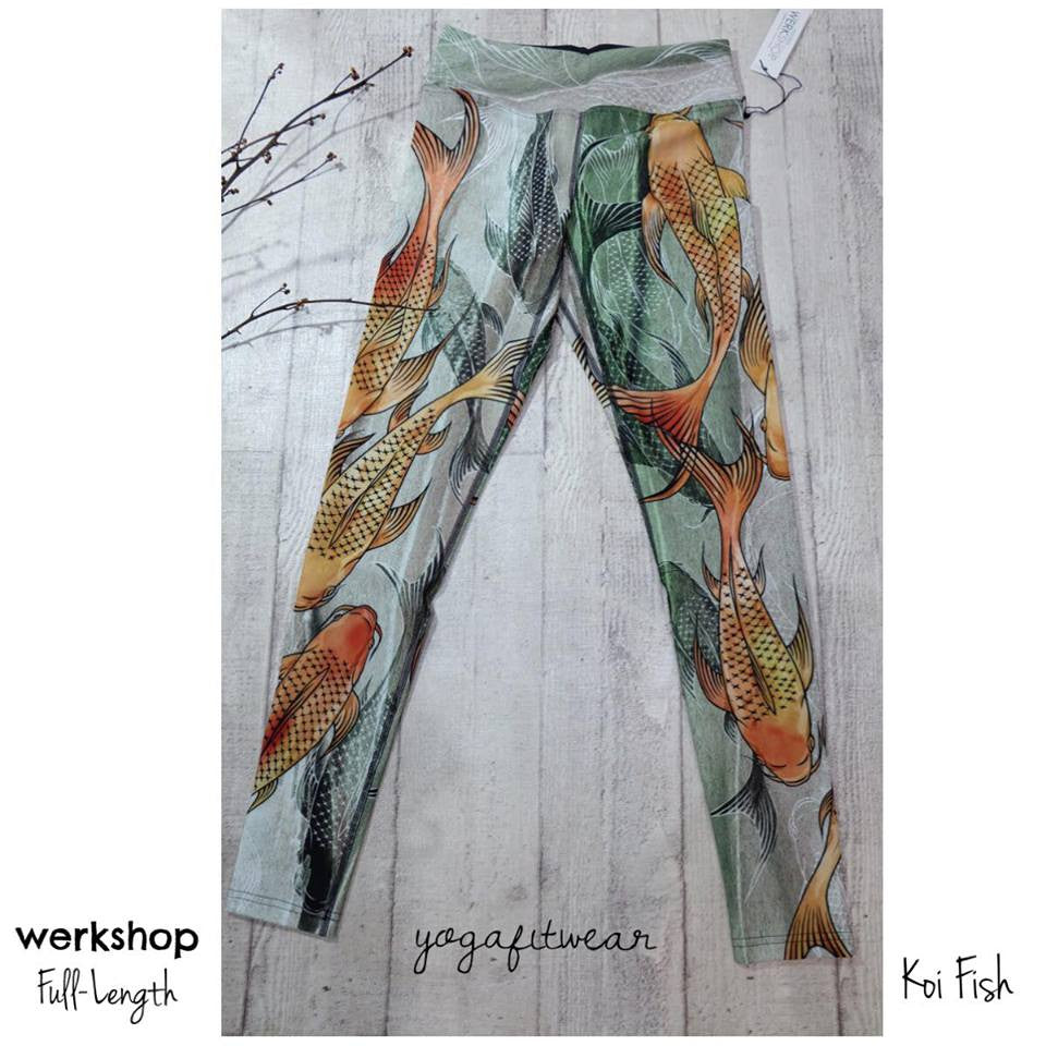 Werkshop Full Length - Koi Fish (WS00075)