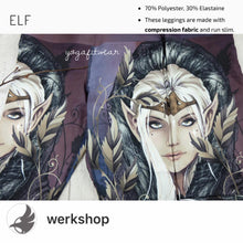 Werkshop Capri Length - Dark Elf (WS00133)