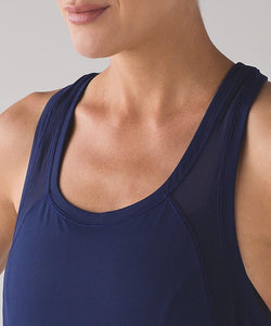 Lululemon -  Cadence Crusher Singlet (Hero Blue) (LL01416)