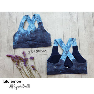 Lululemon - All Sport Bralll (Deep Sea/Hero blue) (LL01041)