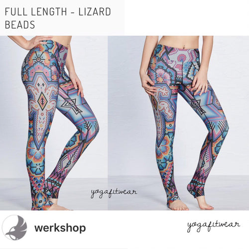 Werkshop Full Length - Lizard (WS00114)