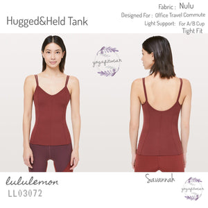 Lululemon - Hugged & Held Tank (Savannah) (LL03072)