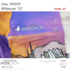 "Werkshop - Cities MESHUP- Athleisure *25"" (WS00225)"