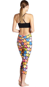 Werkshop Capri Length - Hearts (WS00007)