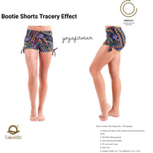 Liquido - Bootie Shorts Tracery Effect (LQ00500)