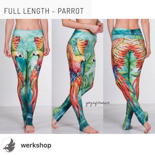 Werkshop Full Length - Parrot (WS00141)