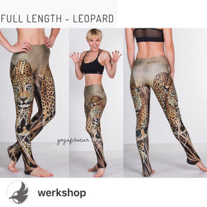 Werkshop Full Length - Leopard (WS00143)