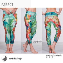 Werkshop Capri Length - Parrot (WS00144)