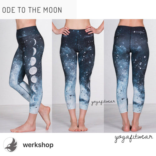Werkshop Capri Length - Ode To The Moon (WS00147)
