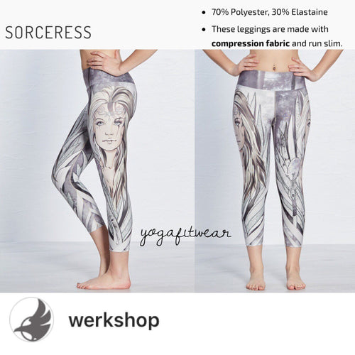 Werkshop Capri Length - Sorceress (WS00135)